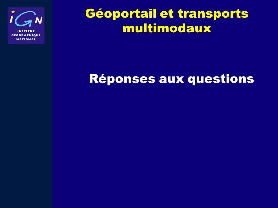 Géoportail et transports multimodaux