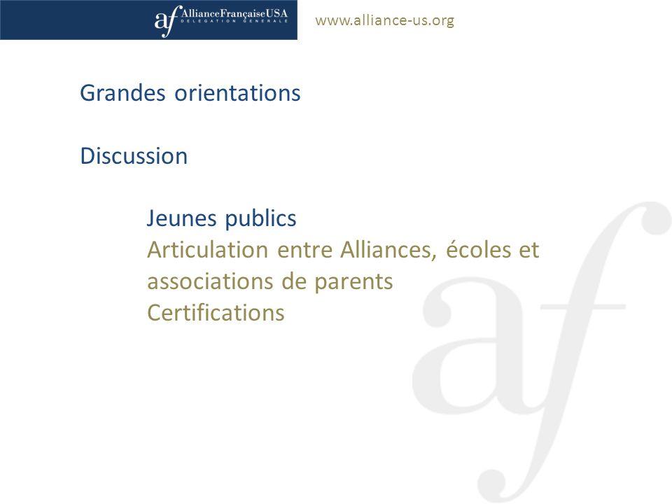 Délégation générale de l Alliance Française aux États-Unis