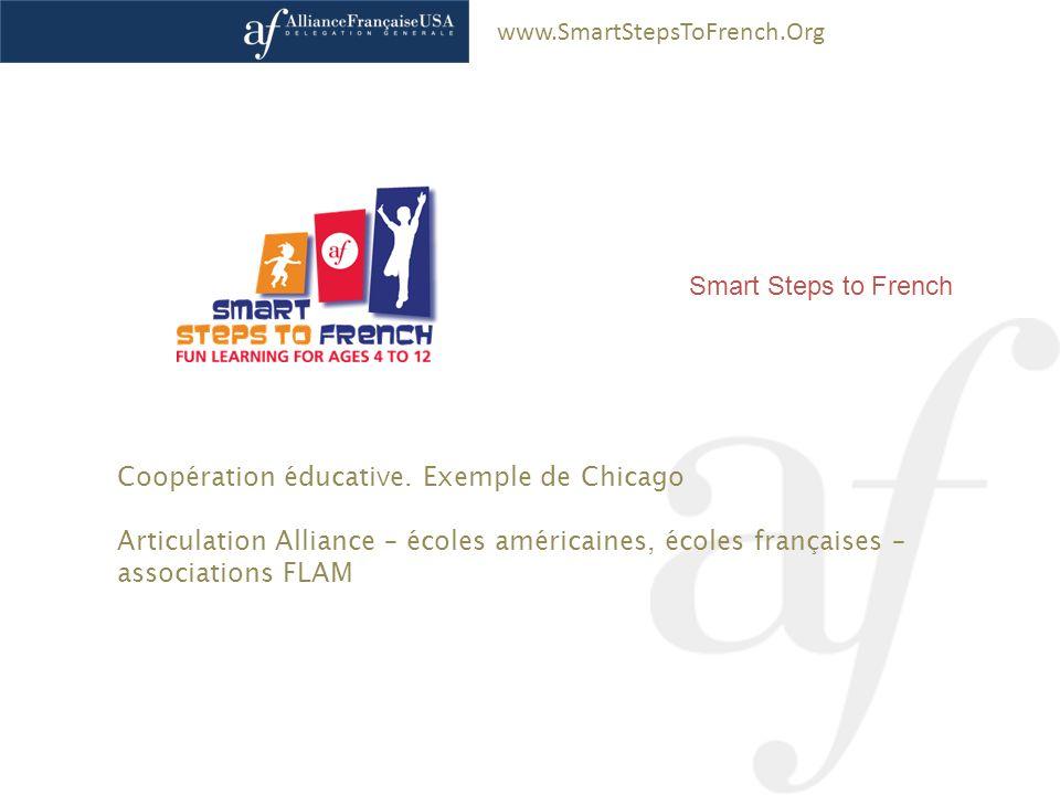 Coopération éducative. Exemple de Chicago