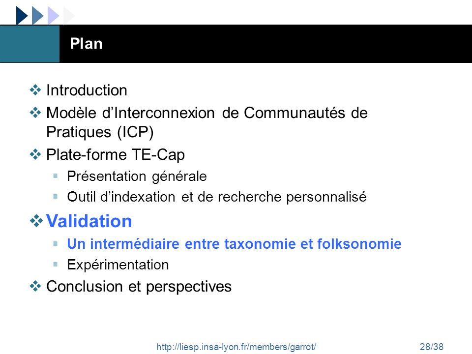Validation Plan Introduction