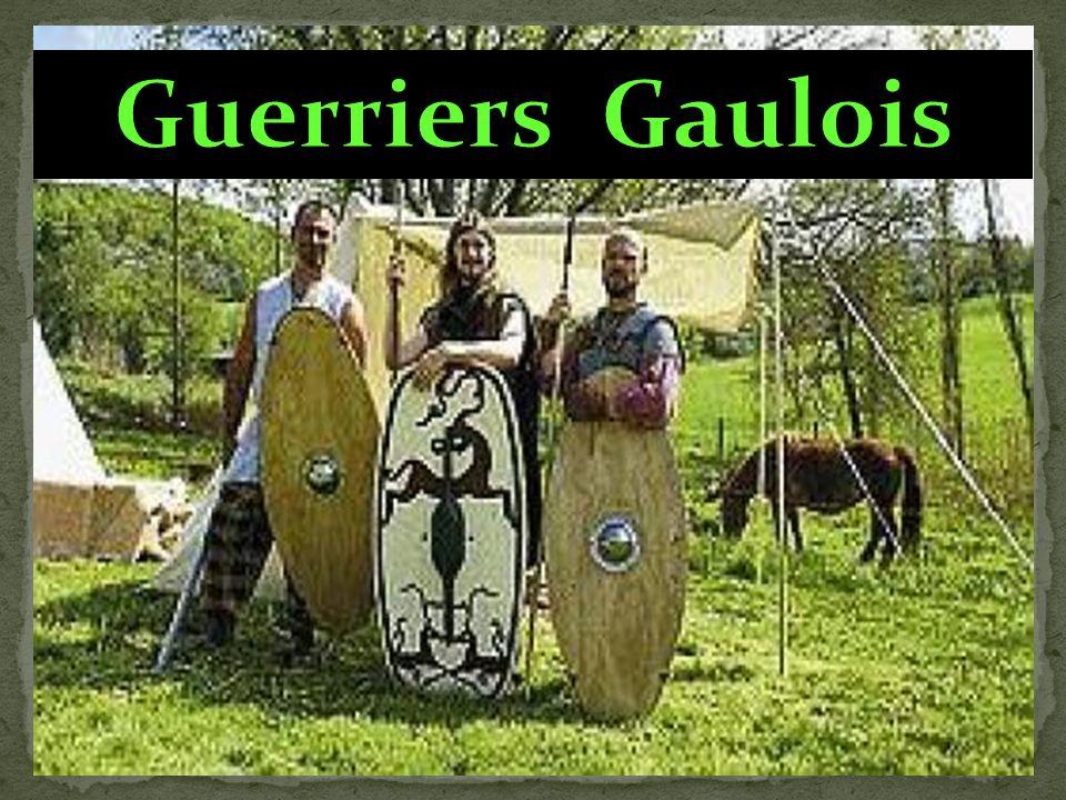 Guerriers Gaulois