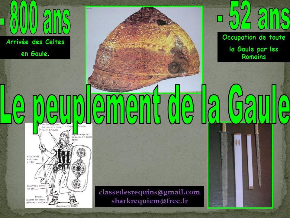 la Gaule par les Romains
