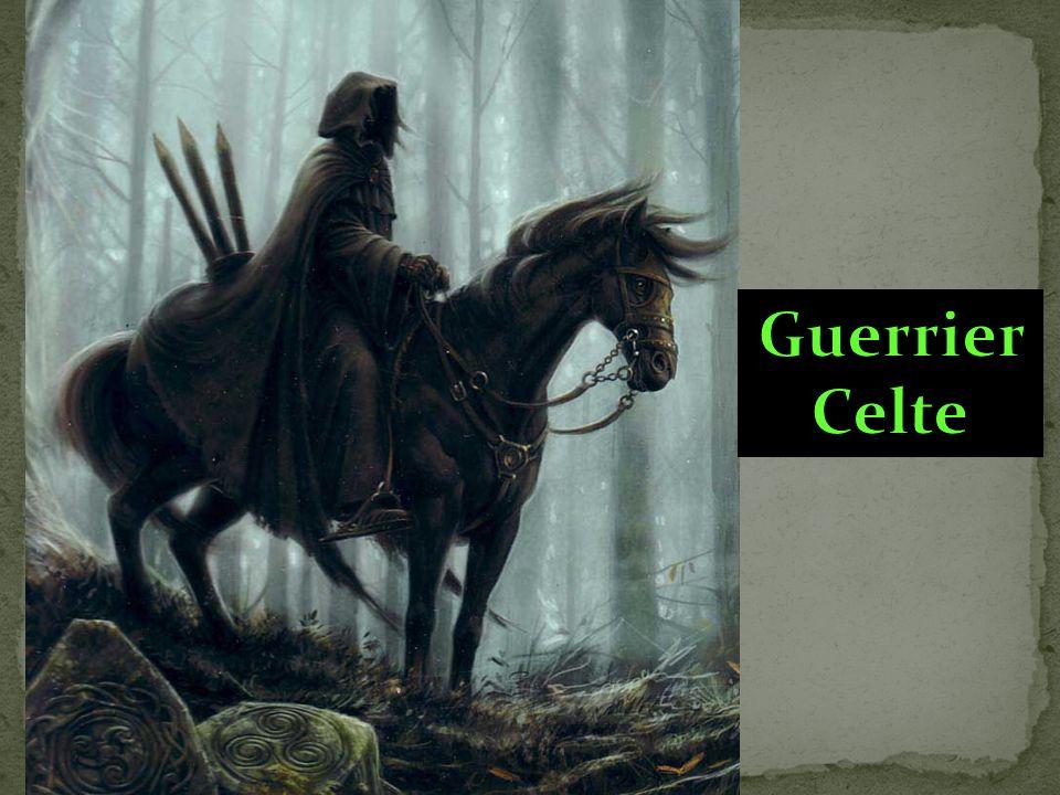 Guerrier Celte