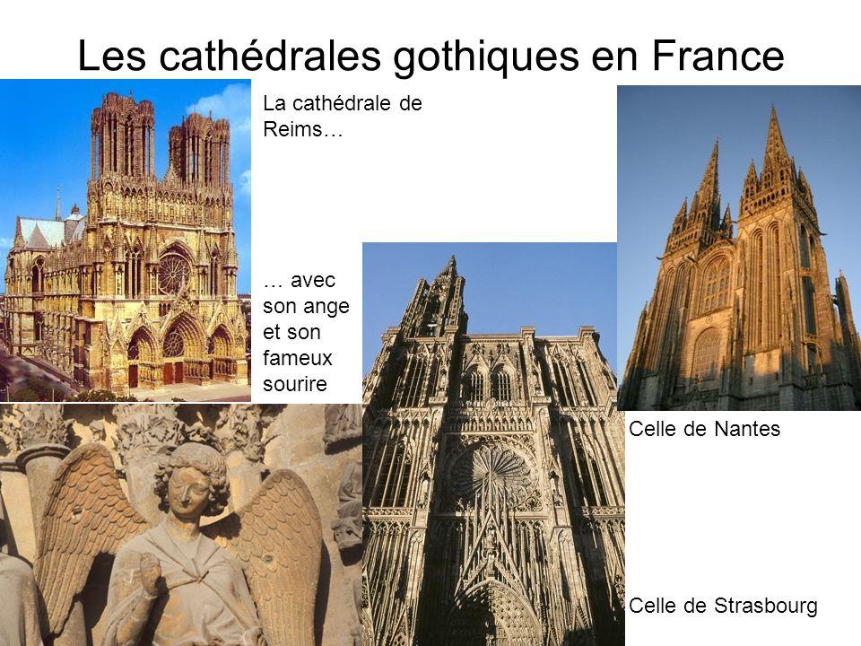 Les cathédrales gothiques en France