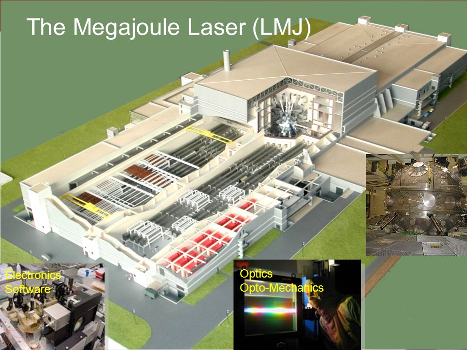 The Megajoule Laser (LMJ)