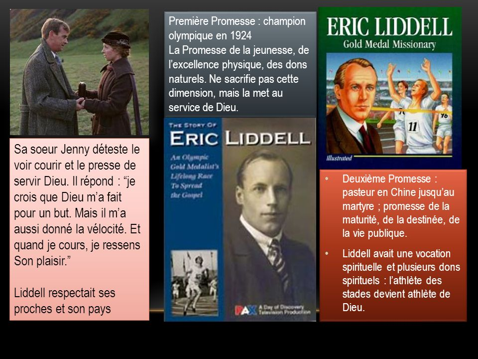 Liddell respectait ses proches et son pays