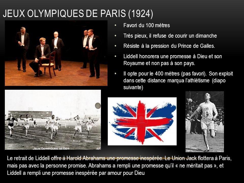 Jeux olympiques de paris (1924)