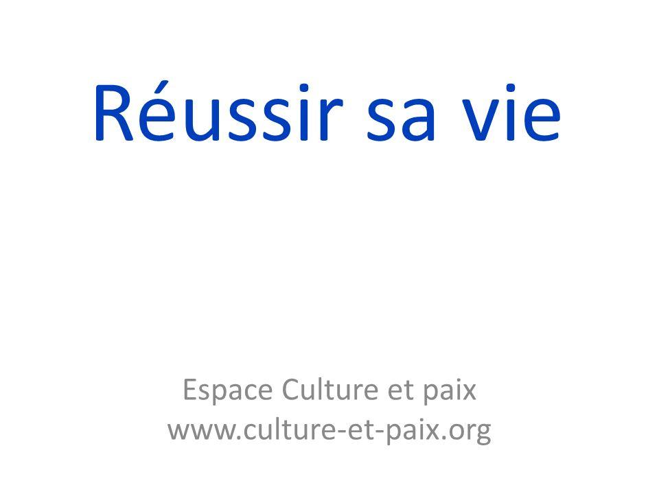 Espace Culture et paix www.culture-et-paix.org