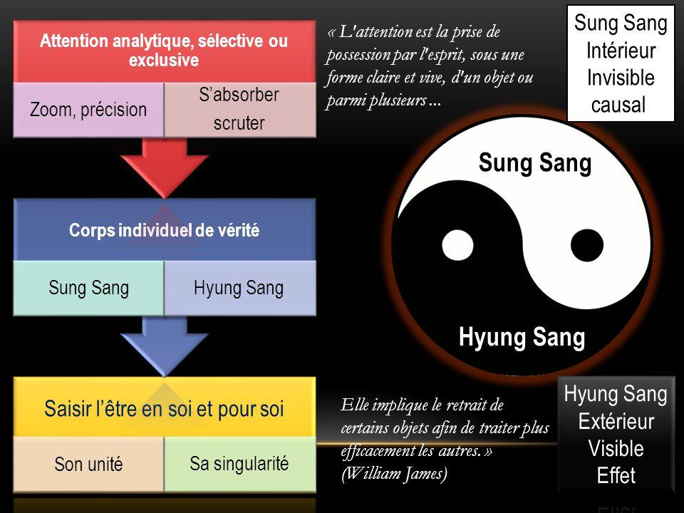 Sung Sang Hyung Sang Sung Sang Intérieur Invisible causal