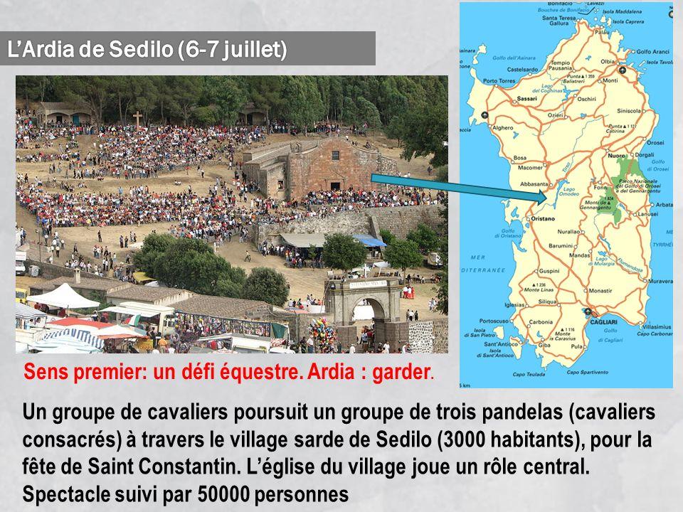 L'Ardia de Sedilo (6-7 juillet)