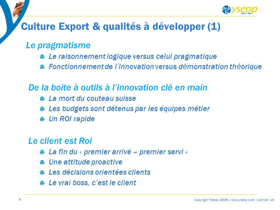 Culture Export & qualités à développer (1)