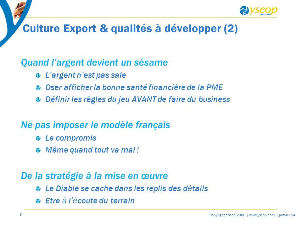 Culture Export & qualités à développer (2)