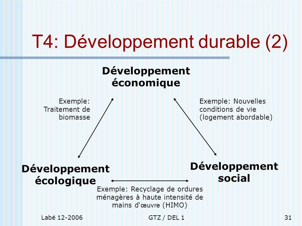 T4: Développement durable (2)