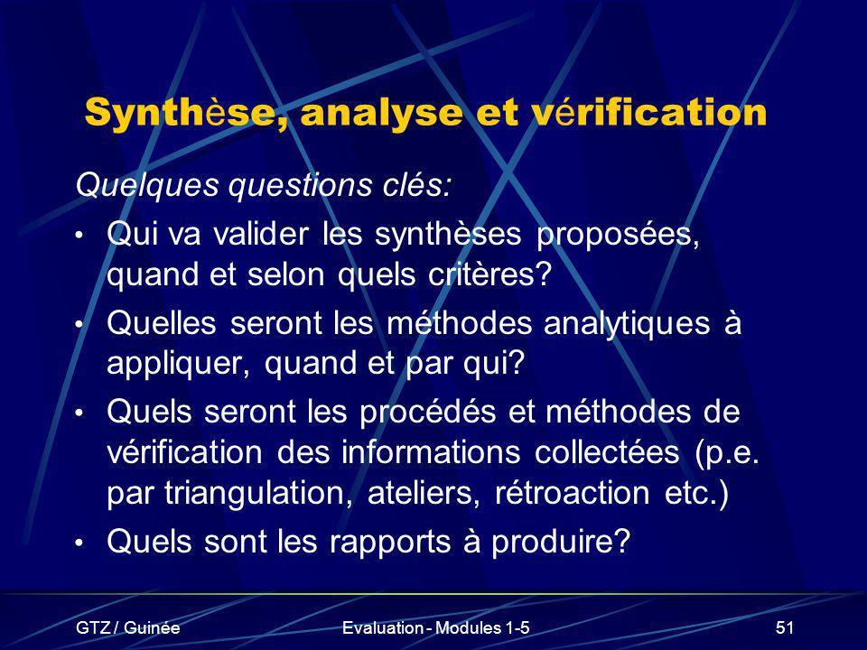 Synthèse, analyse et vérification