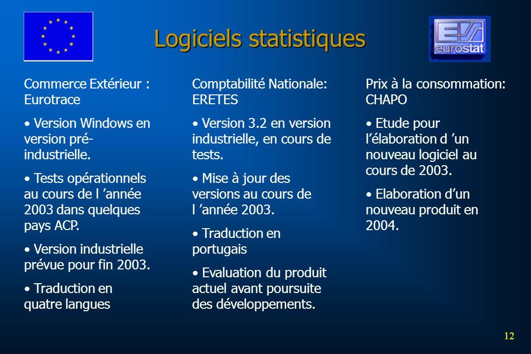 Logiciels statistiques