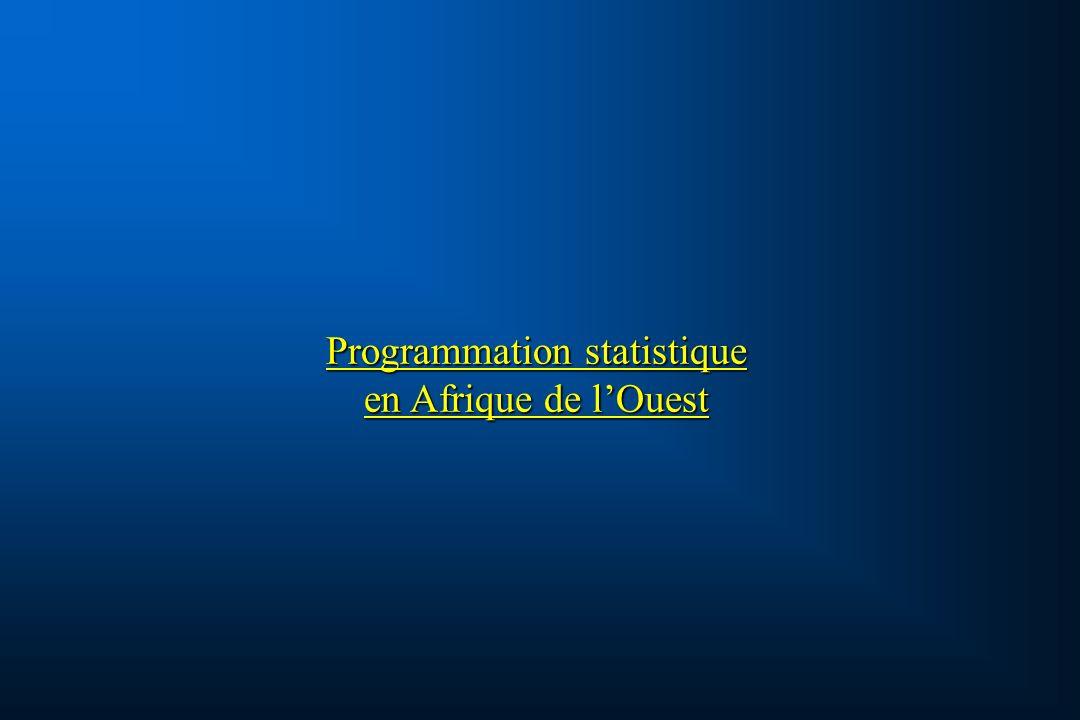 Programmation statistique