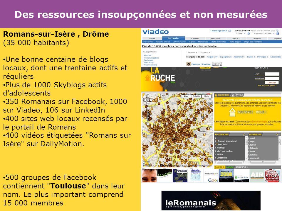 Des ressources insoupçonnées et non mesurées