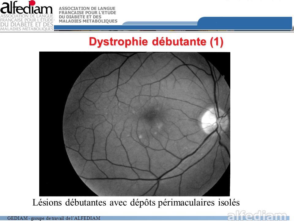 Dystrophie débutante (1)