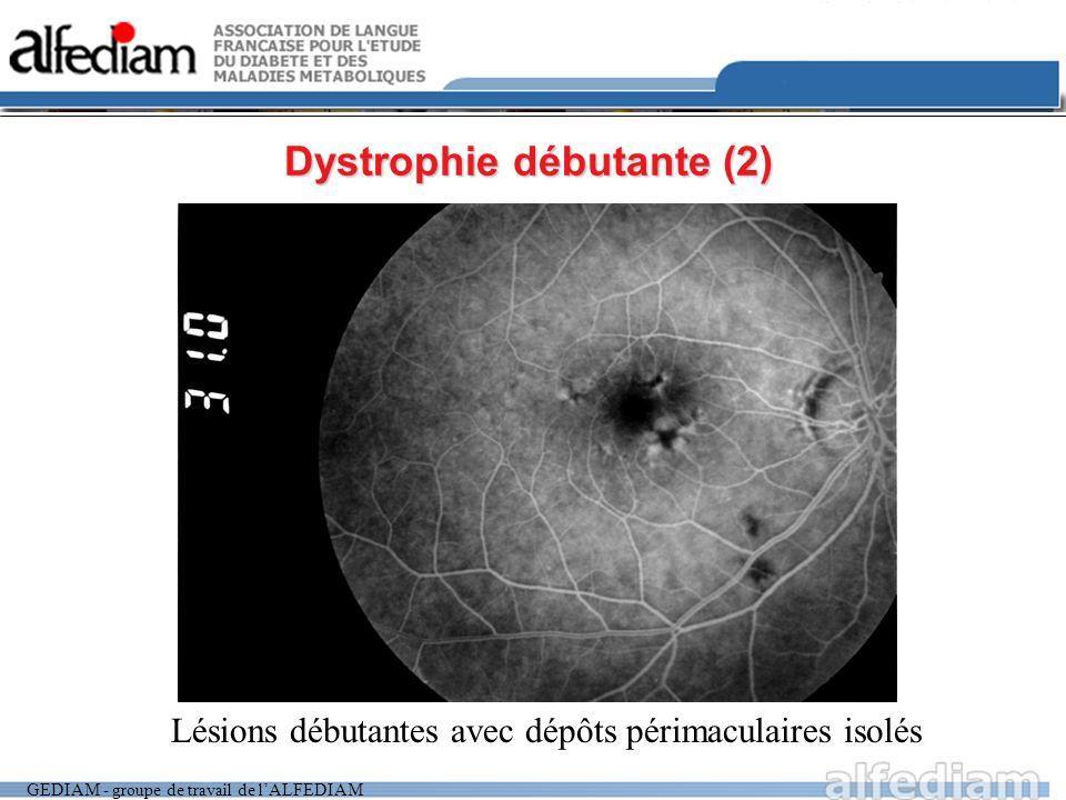 Dystrophie débutante (2)