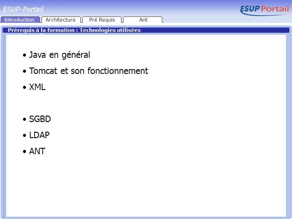 Tomcat et son fonctionnement XML