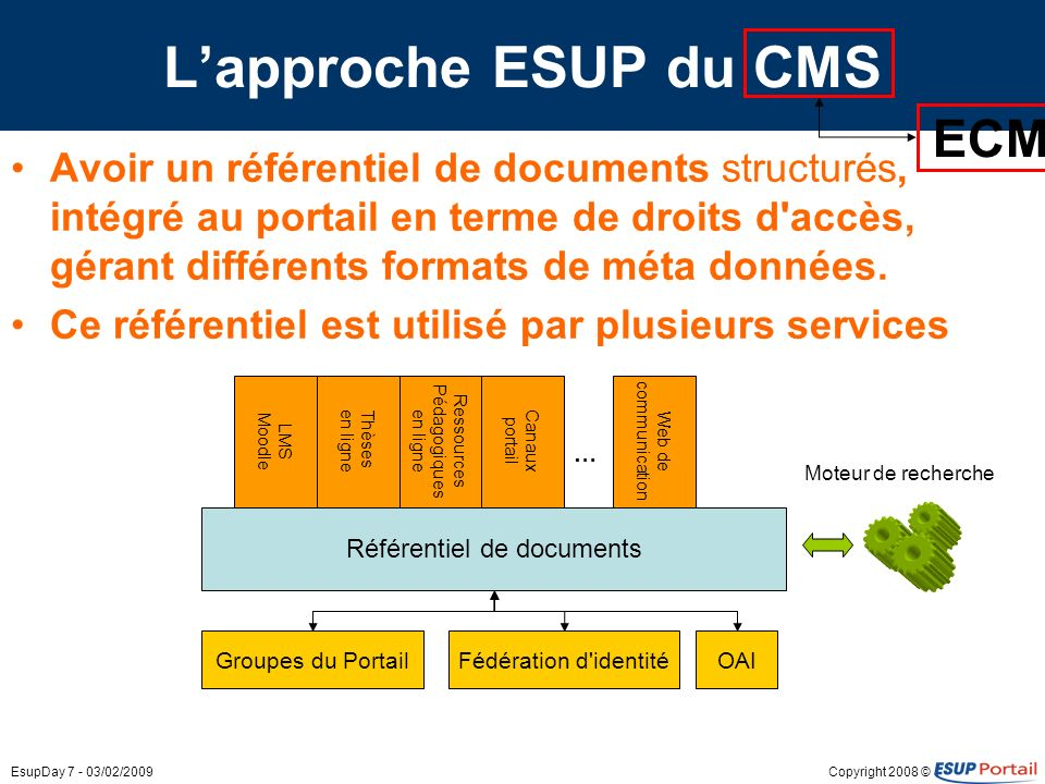 Référentiel de documents