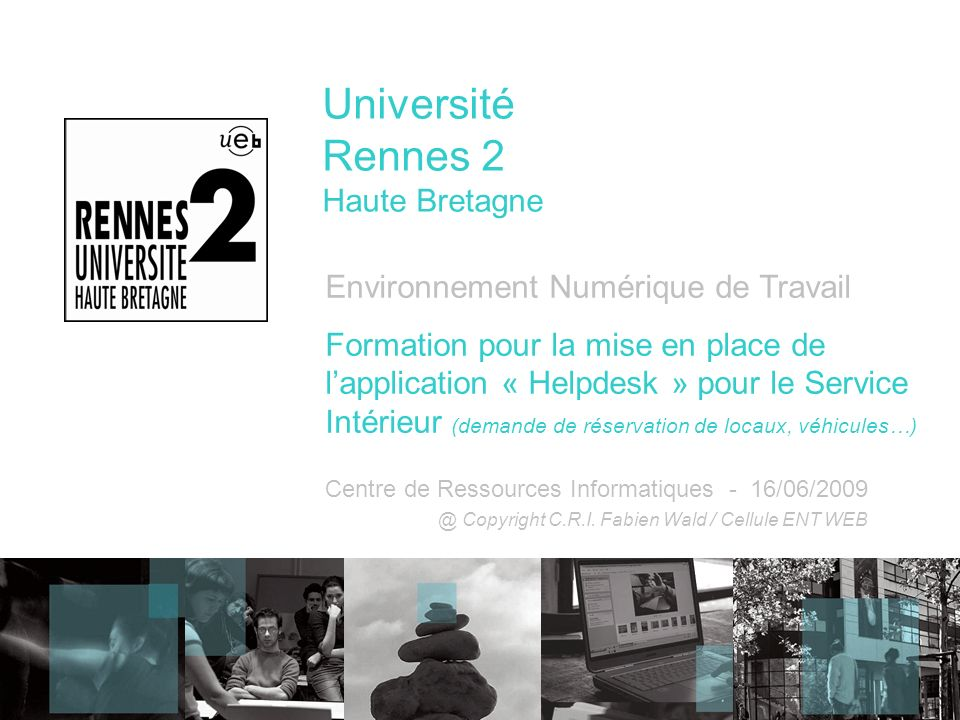 Université Rennes 2 Haute Bretagne