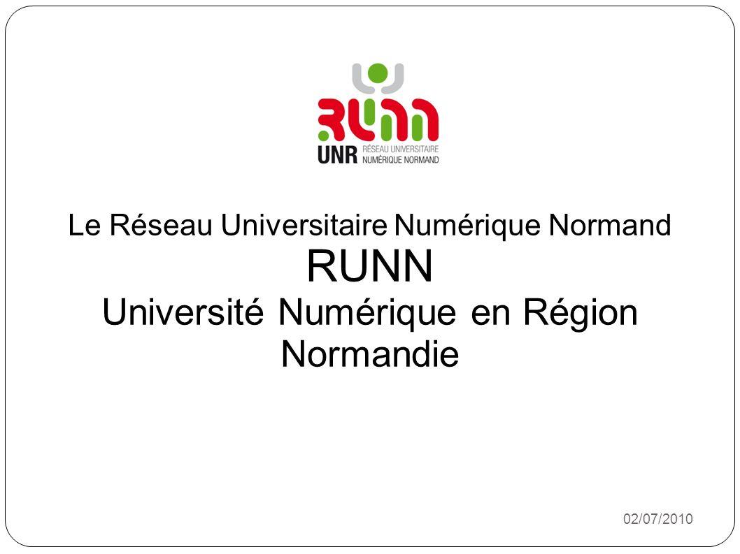 RUNN Université Numérique en Région Normandie