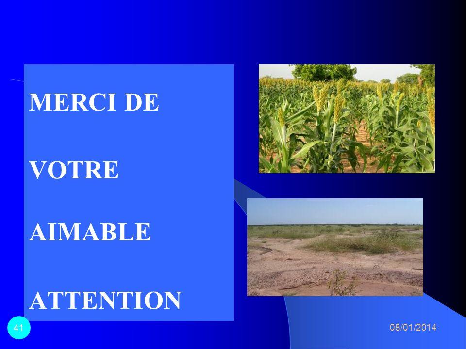 MERCI DE VOTRE AIMABLE ATTENTION 41 26/03/2017