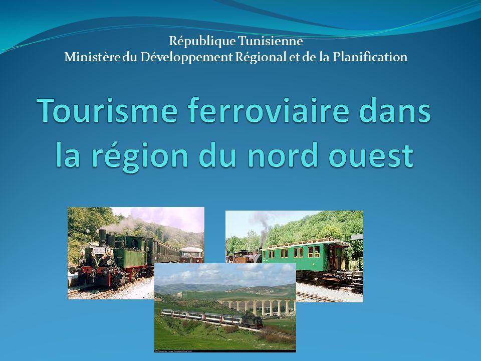 Tourisme ferroviaire dans la région du nord ouest