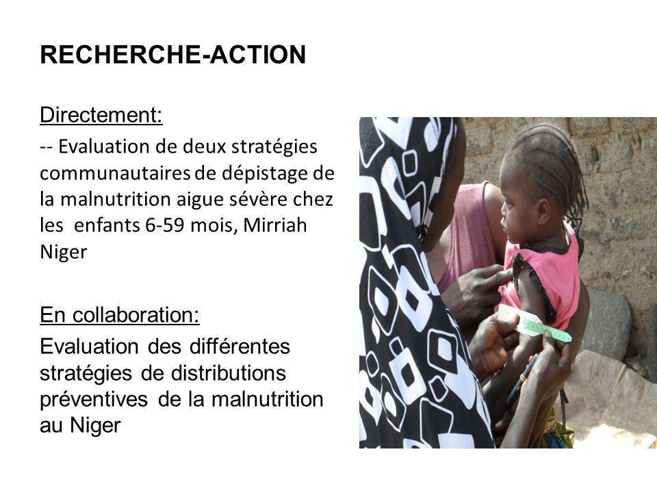 RECHERCHE-ACTION Directement: