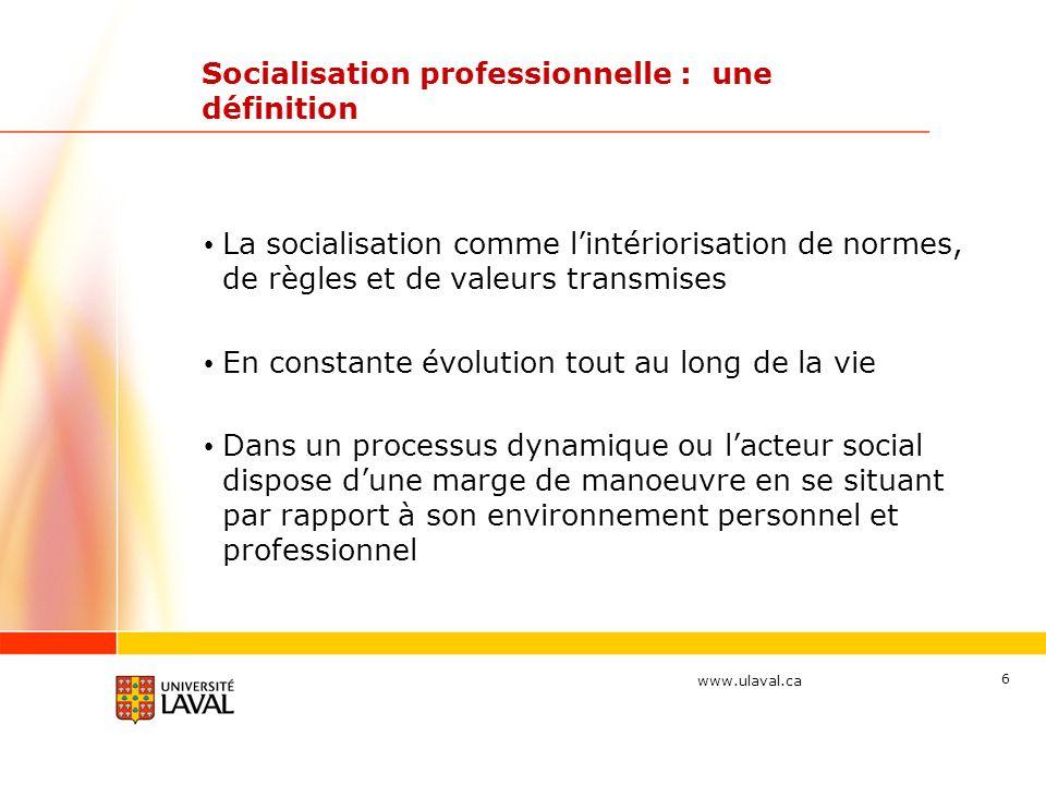 Socialisation professionnelle : une définition