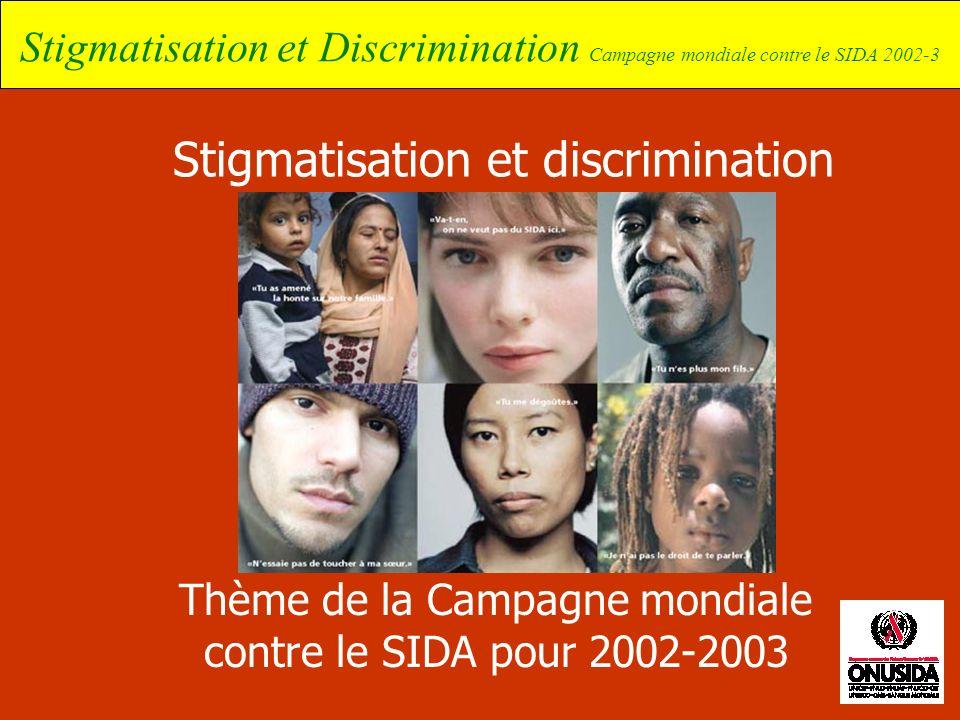 Stigmatisation et discrimination