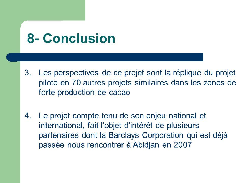 8- Conclusion
