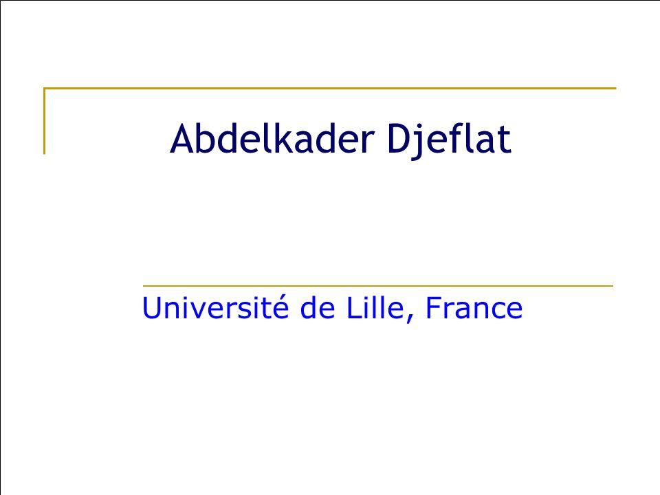 Université de Lille, France
