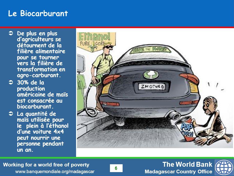 Le Biocarburant