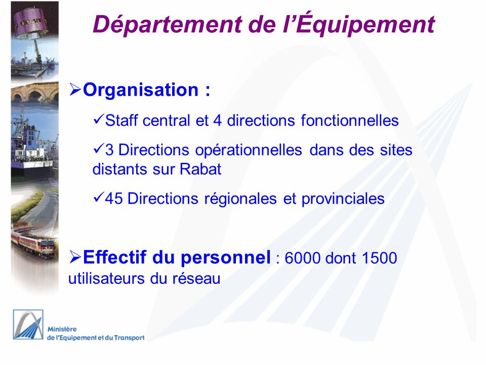 Département de l'Équipement
