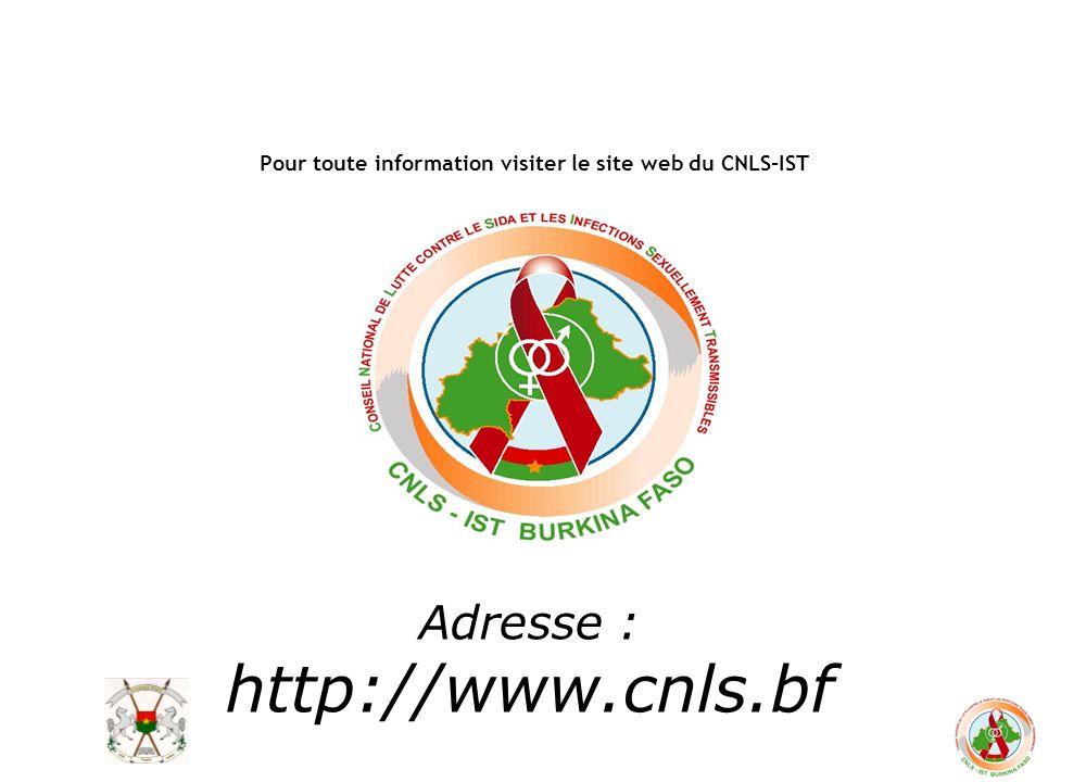 Pour toute information visiter le site web du CNLS-IST