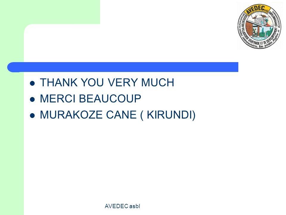 MURAKOZE CANE ( KIRUNDI)