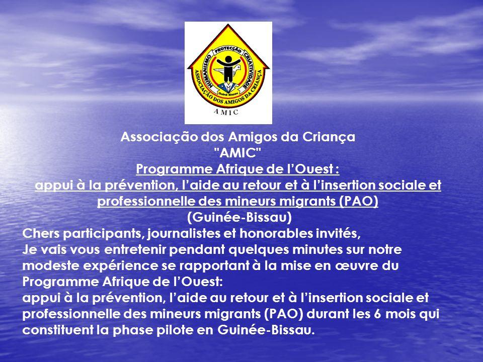 Associação dos Amigos da Criança AMIC