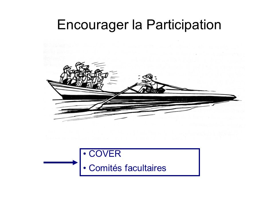 Encourager la Participation