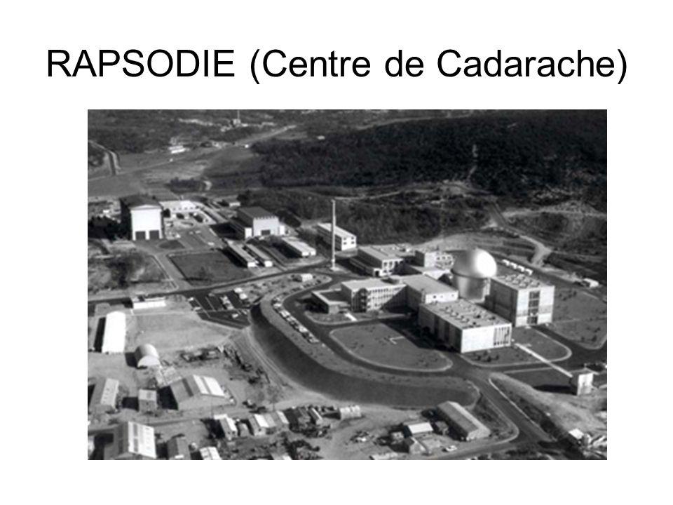 RAPSODIE (Centre de Cadarache)