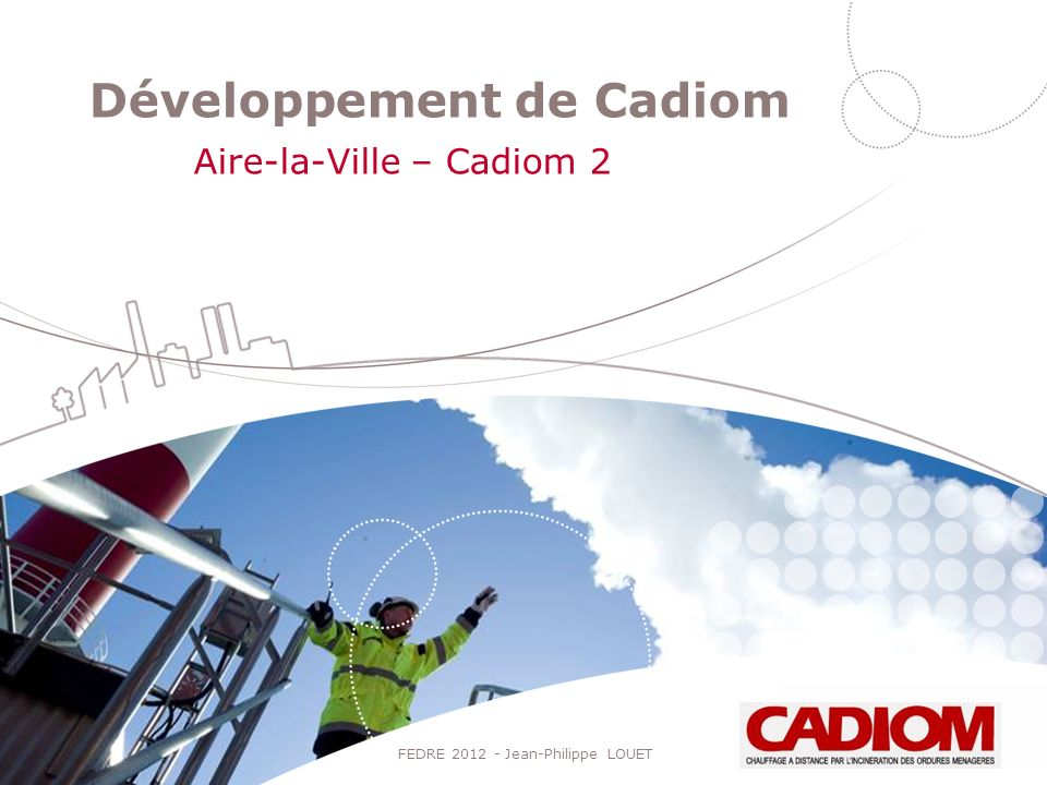 Développement de Cadiom Aire-la-Ville – Cadiom 2