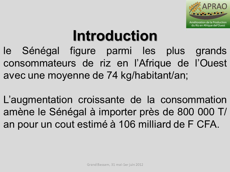 Grand Bassam, 31 mai-1er juin 2012