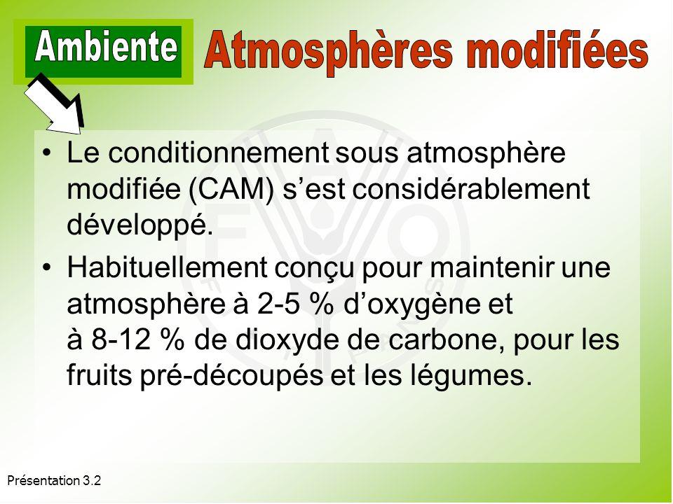 Atmosphères modifiées