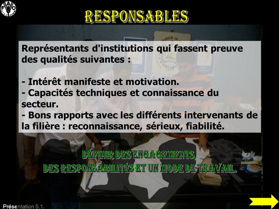 Définir des engagements, des responsabilités et un mode de travail.