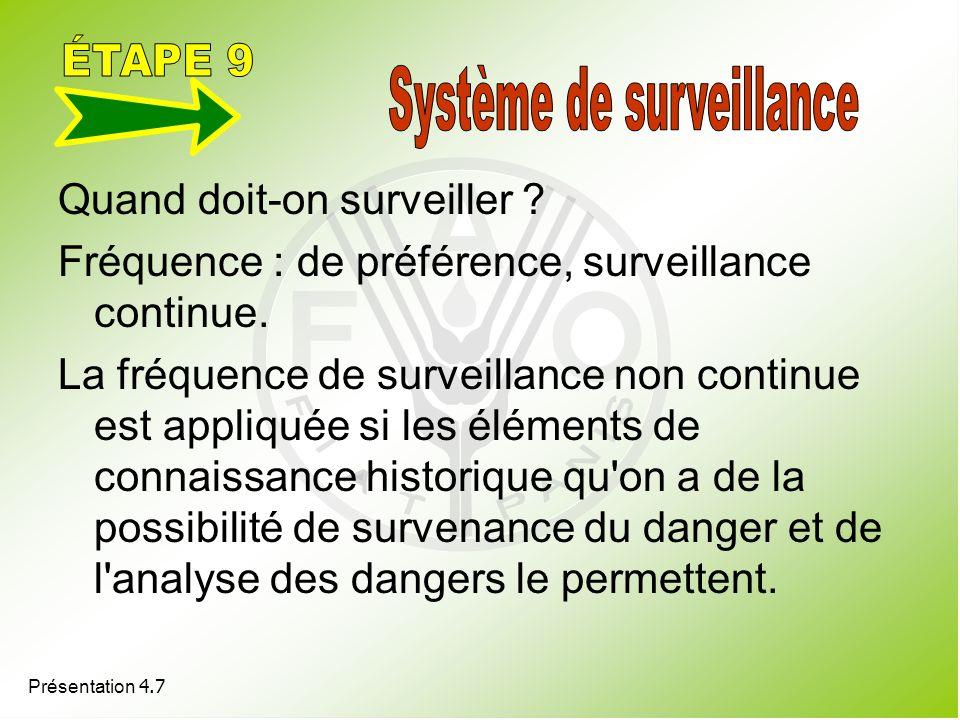Système de surveillance