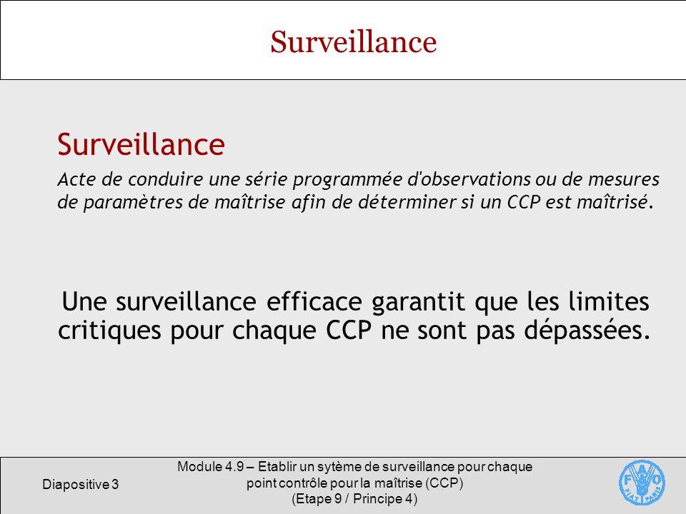 Surveillance Surveillance