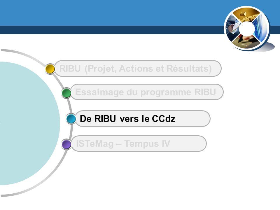 RIBU (Projet, Actions et Résultats)