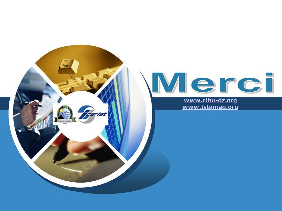 Merci www.ribu-dz.org www.istemag.org