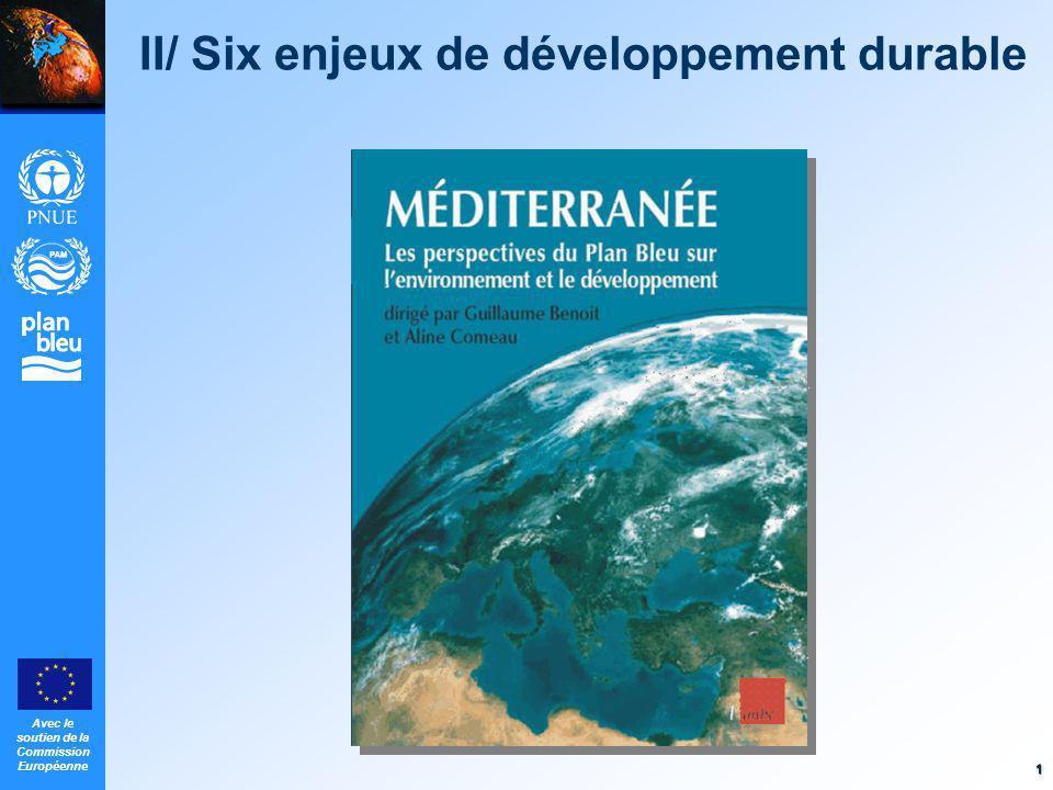 II/ Six enjeux de développement durable